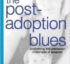 post adoption blues